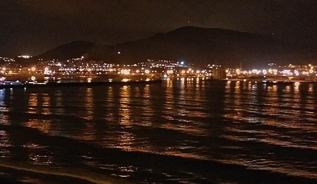 Ivan Capacete - Bilbao Bloggers - paisaje noche